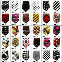 Children Clothes 2014 New Childrens Multi-color Neck Ties Korean Style Fashion Pattern Handsome Ties Boys Gentleman Neck Ties.....