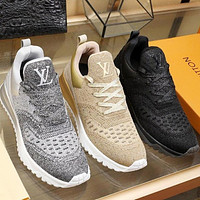 Louis Vuitton Sneakers Sport Shoes LV Kicks