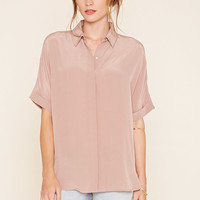 Contemporary Sheeny Shirt