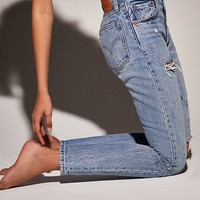 Levi's 501 Skinny Jean – Can't Touch This | Urban Outfitters