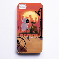 Wall E And Eve Disney Phone Cases For iPhone, Samsung, Sony iPod