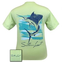Southern Limits Sailfish Country Comfort Colors Unisex T-Shirt