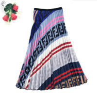 FENDI Women Letter Print Skirt