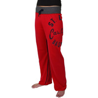St. Louis Cardinals Womens Franchise Lounge Pant - Red