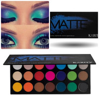 21 Highly Pigmented Professional Eyeshadow Palette Makeup Cosmetic Beauty Set