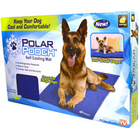 Pet Cooling Mat Cool your Pet on Hot Summer Days Camping Fishing Beach