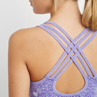 Low Impact - Jacquard Sports Bra