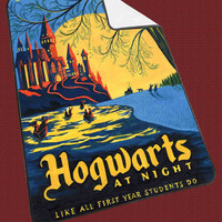 """Hogwarts Harry Potter 4ddb3651-50d7-40d7-8ae5-668dc234cd96 Kids Blanket Game Blanket All Character Popular Game, Cute and Awesome Blanket for your bedding, Blanket fleece """"NP"""""""