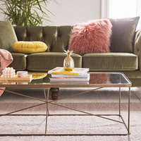Lucas Coffee Table | Urban Outfitters