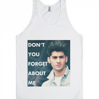Don't You Forget About Me Zayn