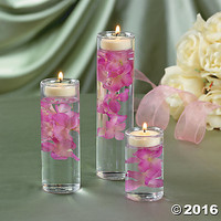 Cylinder Tea Light Holders