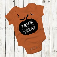 Trick or Treat - Halloween Baby Clothes