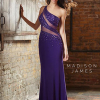 Madison James Prom 15-146 Madison James Lillian's Prom Boutique