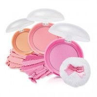 Lovely Cookie Blusher W/ free samples on W2Beauty-Best Korean Cosmetics Shop