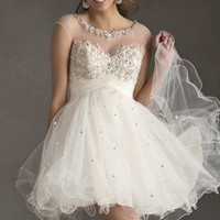 Sticks and Stones by Mori Lee 9244 Dress