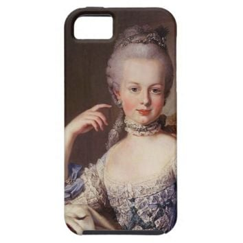 Marie Antoinette iPhone 5 Case