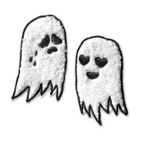 Chenille Ghosts Patch Set