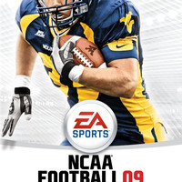 NCAA Football 09 - PSP (Game Only)