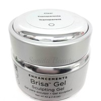 CND Brisa Sculpting Gel - Clear 1.5oz / 42g