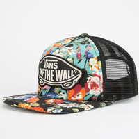 Vans Beach Girl Womens Trucker Hat Black Combo One Size For Women 24803814901