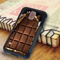 Chocolate Bar Coco Food   For Samsung Galaxy S5 Cases   Free Shipping   AH1167