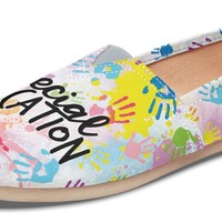 Special Education Casual Shoes