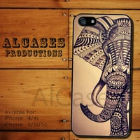 elephant case for iphone 4/4s case, iphone 5 case,iphone 5s case, iphone 5c case