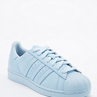Adidas X Pharrell Supercolor Superstar Trainers in Blue - Urban Outfitters
