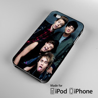 5SOS iPhone 4S 5S 5C 6 6Plus, iPod 4 5, LG G2 G3, Sony Z2 Case
