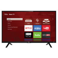 "TCL 32"" Class HD (720P) Roku Smart LED TV (32S301) - Walmart.com"