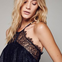 Free People Night Sky Mini Dress