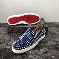 christian louboutin Lovers'Leisure Shoes