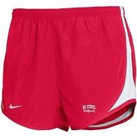 Nike NC State Wolfpack Women's Tempo Performance Shorts -