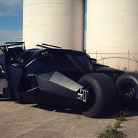 For $1 Million, You Could Be Driving Around in a Street Legal Batman Tumbler