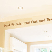 BUY ONE GET ONE FREE - Creative Decoration In House Wall Sticker. = 4799104900