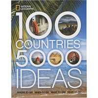 """""""100 Countries, 5,000 Ideas"""" in Travel, Bags, Carts   Crate and Barrel"""