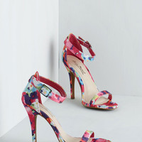 Strut a Feeling Heel in Floral