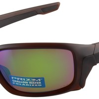 Oakley Straightlink Sunglasses OO9331-06 Rootbeer   Prizm Shallow H20 Polarized