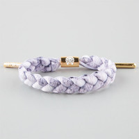 Rastaclat Apollo Shoelace Bracelet White One Size For Men 25186715001