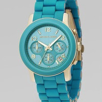 Micheal Kors Turquoise Watch