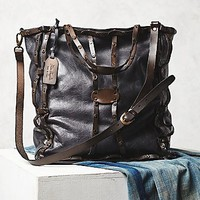 Free People Womens Strappy Connections Tote