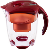 Mavea Water Filtration Pitcher - Elemaris XL - Ruby Red - 1 Pitcher