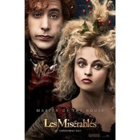LAMINATED Les Miserables Style I1 Movie Poster - 11x17