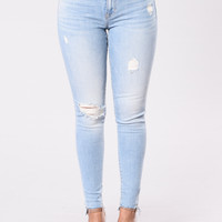 How About Now Jeans - Light