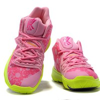 "Nike Kyrie Irving 5 ""Patrick Star"" Sport Shoes"