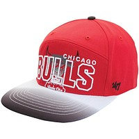 Chicago Bulls - Logo Glowdown Snapback Cap