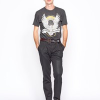 Our Freedoms Our Strength Men's Crew - Vintage Black