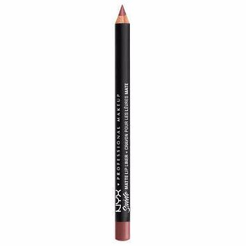 NYX Suede Matte Lip Liner - Whipped Cavier - #SMLL25