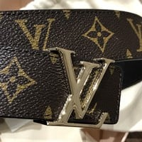 Louis Vuittons Belt for Women, 100% Authentic From Bloomingdales, Brand new!!!!!