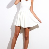 Complicated Dress White